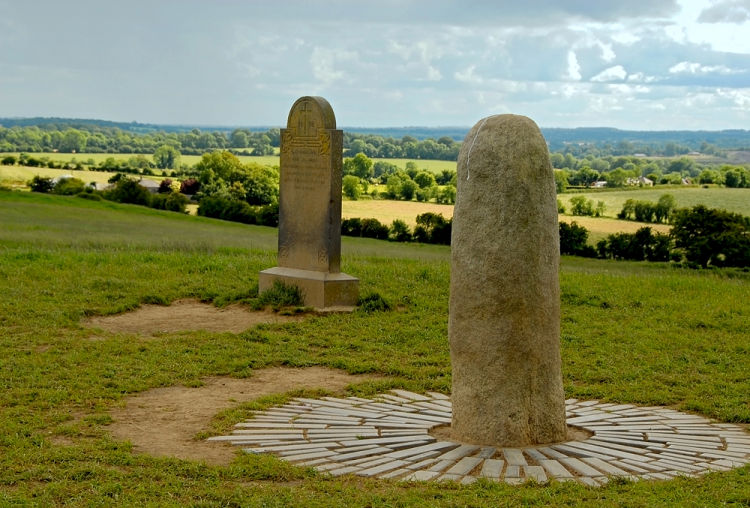 Kámen Osudu - Hill of Tara